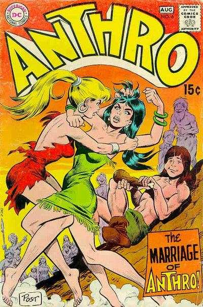 Anthro #6 Comic Books - Covers, Scans, Photos  in Anthro Comic Books - Covers, Scans, Gallery