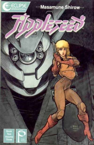 Appleseed: Book 2 #3 cheap bargain discounted comic books Appleseed: Book 2 #3 comic books