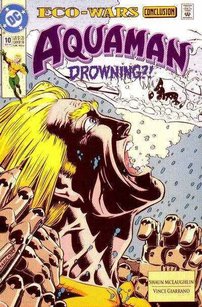 Aquaman #10 comic books - cover scans photos Aquaman #10 comic books - covers, picture gallery