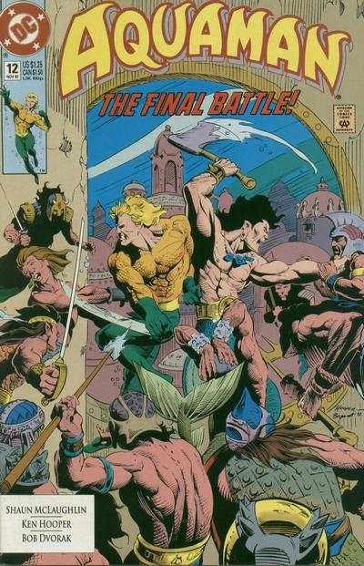 Aquaman #12 comic books - cover scans photos Aquaman #12 comic books - covers, picture gallery