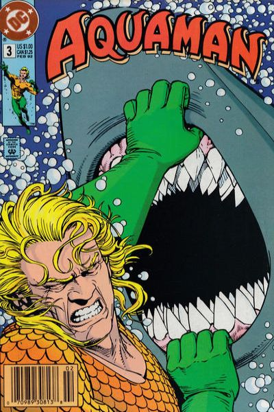 Aquaman #3 comic books - cover scans photos Aquaman #3 comic books - covers, picture gallery