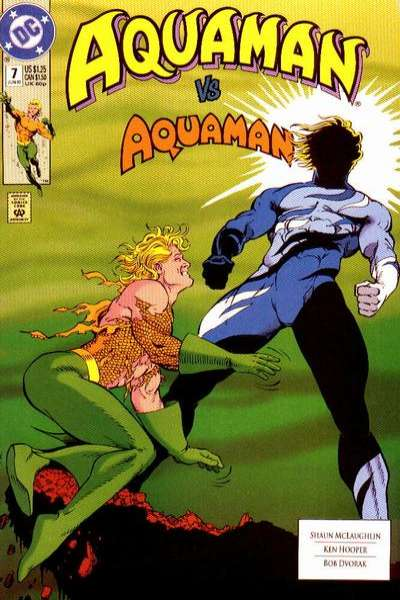Aquaman #7 comic books - cover scans photos Aquaman #7 comic books - covers, picture gallery