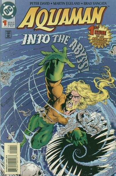 Aquaman comic books