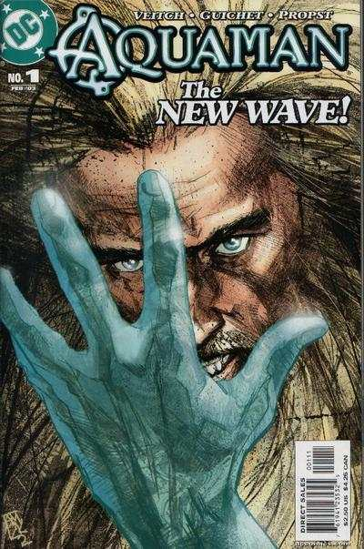 Aquaman #1 comic books - cover scans photos Aquaman #1 comic books - covers, picture gallery