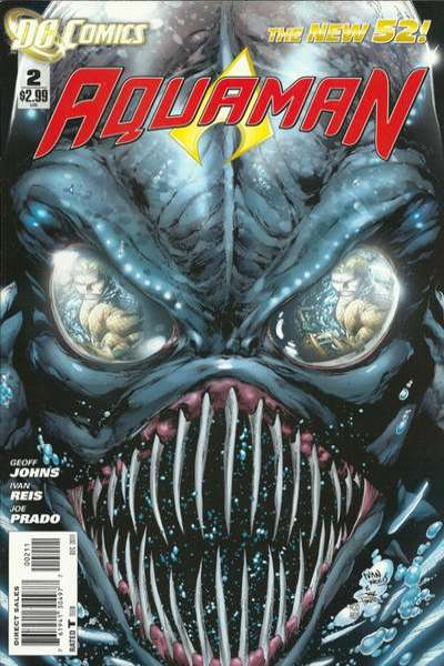 Aquaman #2 Comic Books - Covers, Scans, Photos  in Aquaman Comic Books - Covers, Scans, Gallery