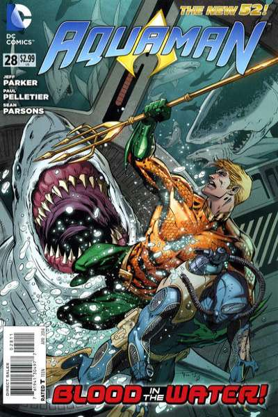 Aquaman #28 comic books for sale