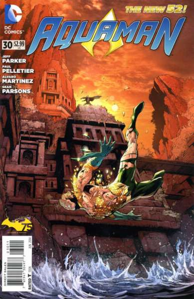 Aquaman #30 comic books for sale
