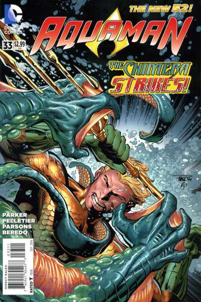 Aquaman #33 comic books for sale