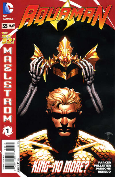 Aquaman #35 comic books for sale