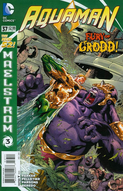 Aquaman #37 comic books for sale