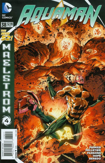 Aquaman #38 comic books for sale