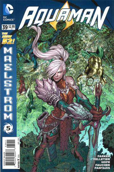 Aquaman #39 comic books for sale