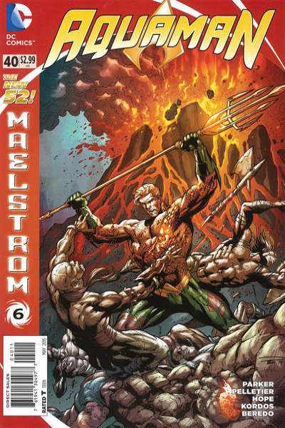 Aquaman #40 comic books for sale