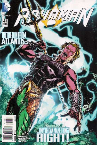 Aquaman #41 comic books for sale