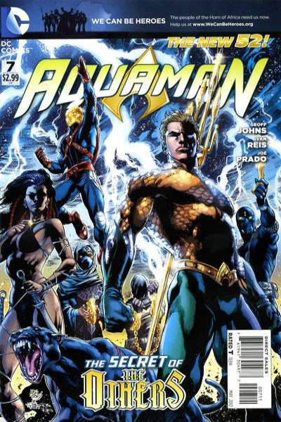 Aquaman #7 Comic Books - Covers, Scans, Photos  in Aquaman Comic Books - Covers, Scans, Gallery