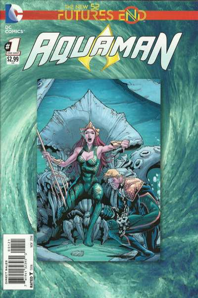 Aquaman: Futures End Comic Books. Aquaman: Futures End Comics.