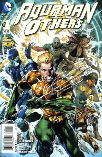Aquaman and the Others Comic Books. Aquaman and the Others Comics.