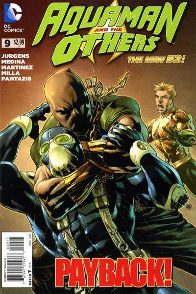 Aquaman and the Others #9 comic books for sale