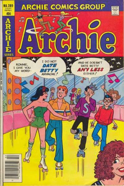 Archie Comics #289 Comic Books - Covers, Scans, Photos  in Archie Comics Comic Books - Covers, Scans, Gallery