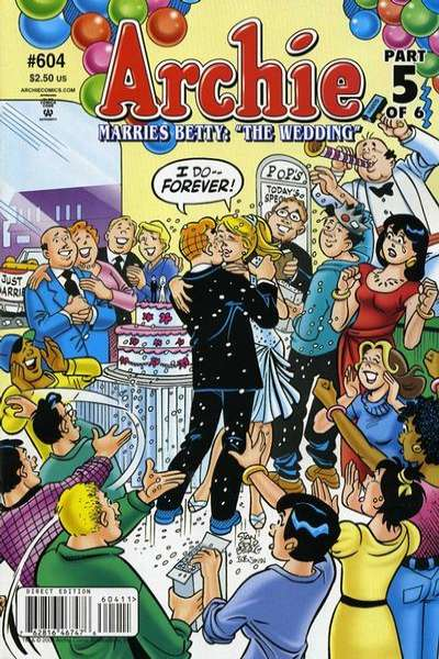 Archie Comics #604 Comic Books - Covers, Scans, Photos  in Archie Comics Comic Books - Covers, Scans, Gallery