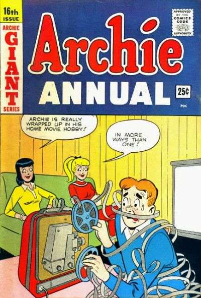 Archie Comics #16 comic books for sale