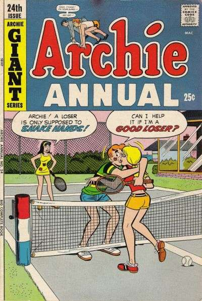 Archie Comics #24 comic books for sale