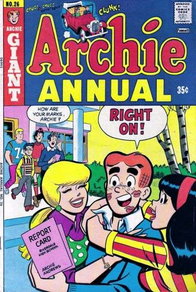 Archie Comics #26 comic books - cover scans photos Archie Comics #26 comic books - covers, picture gallery
