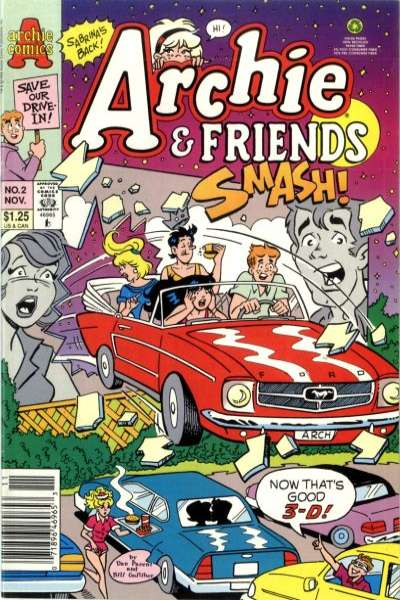 Archie & Friends #2 comic books for sale