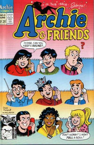 Archie & Friends #9 Comic Books - Covers, Scans, Photos  in Archie & Friends Comic Books - Covers, Scans, Gallery