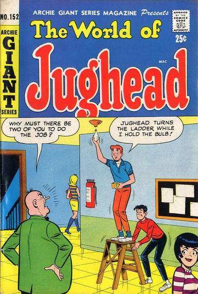 Archie Giant Series Magazine #152 comic books for sale