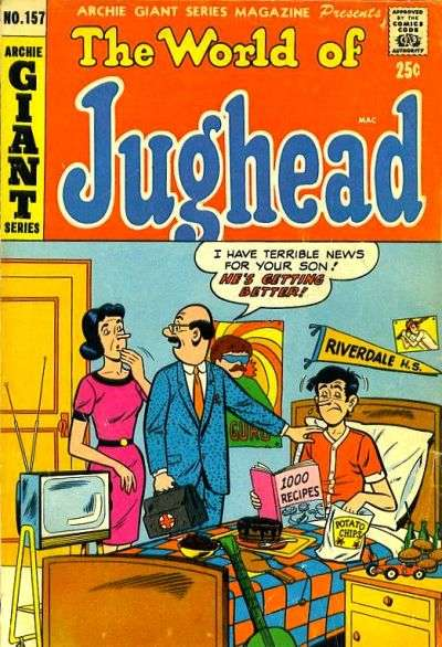 Archie Giant Series Magazine #157 comic books for sale