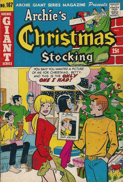 Archie Giant Series Magazine #167 comic books for sale