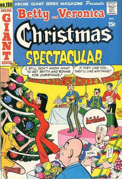 Archie Giant Series Magazine #180 comic books for sale