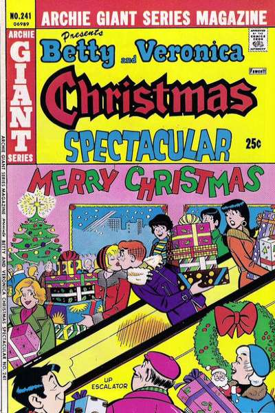Archie Giant Series Magazine #241 comic books for sale