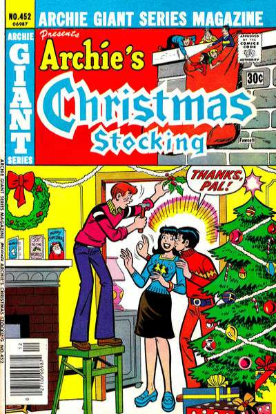 Archie Giant Series Magazine #452 comic books for sale
