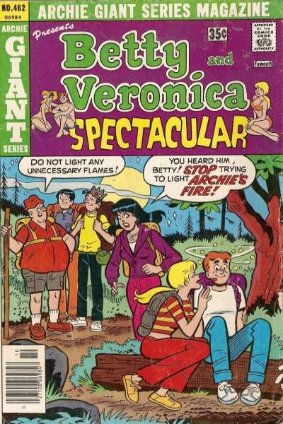 Archie Giant Series Magazine #462 comic books for sale