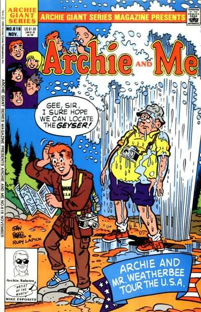 Archie Giant Series Magazine #616 comic books for sale