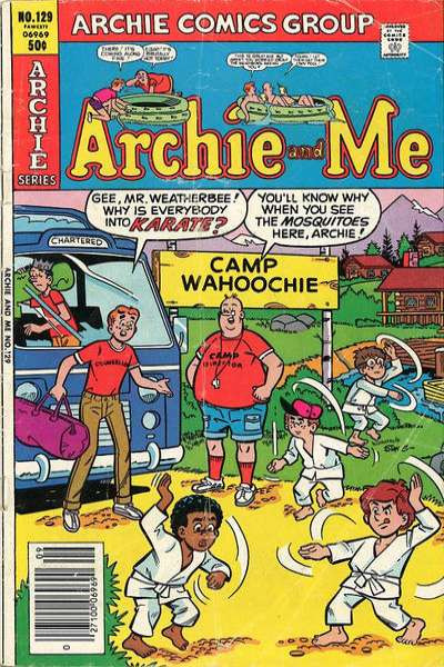Archie and Me #129 comic books for sale