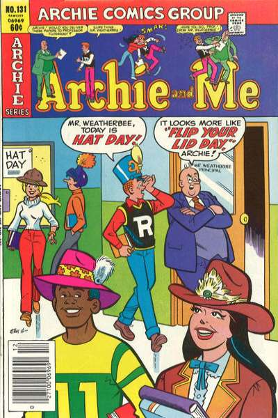 Archie and Me #131 comic books for sale