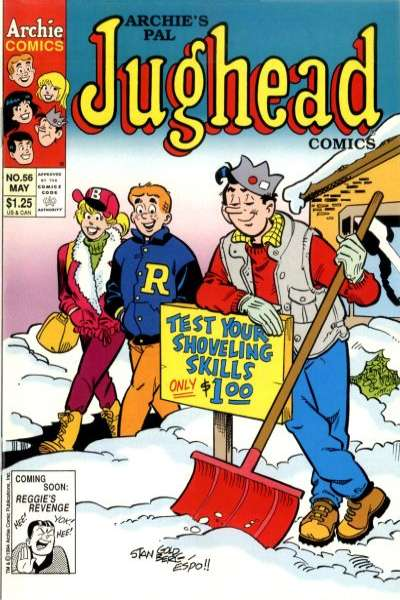 Archie's Pal Jughead Comics #56 Comic Books - Covers, Scans, Photos  in Archie's Pal Jughead Comics Comic Books - Covers, Scans, Gallery