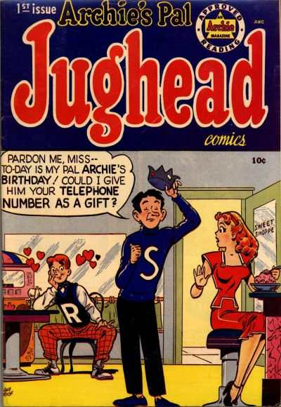 Archie's Pal Jughead comic books