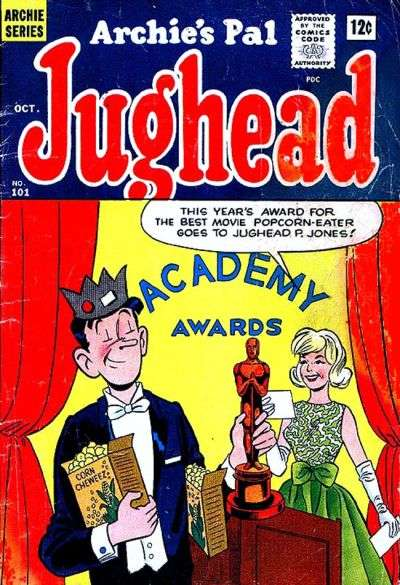 Archie's Pal: Jughead #101 Comic Books - Covers, Scans, Photos  in Archie's Pal: Jughead Comic Books - Covers, Scans, Gallery