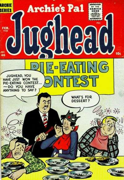 Archie's Pal: Jughead #46 comic books for sale