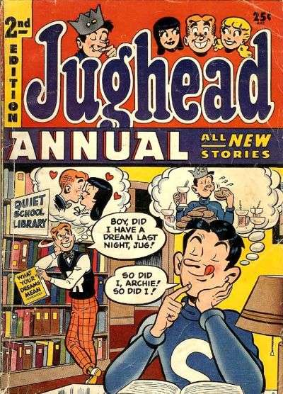 Archie's Pal: Jughead #2 comic books for sale