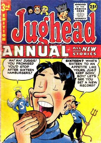 Archie's Pal: Jughead #3 comic books for sale