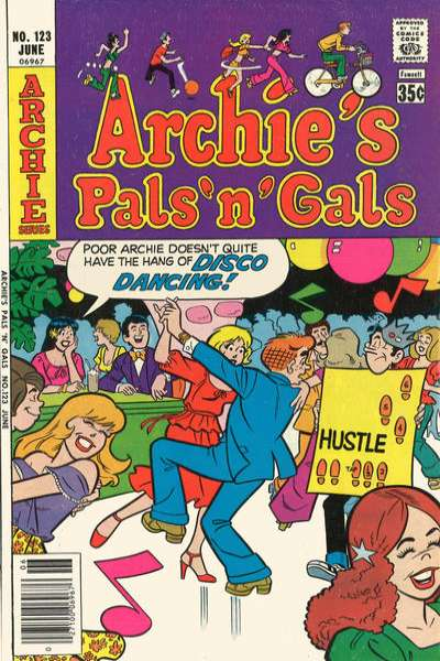 Archie's Pals 'N' Gals #123 comic books for sale