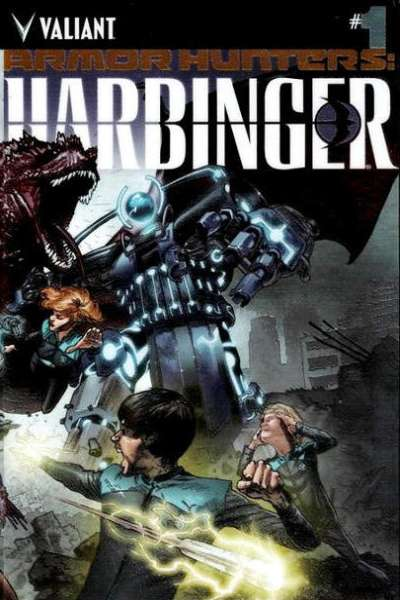 Armor Hunters: Harbinger Comic Books. Armor Hunters: Harbinger Comics.