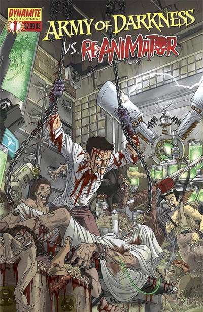 Army of Darkness Comic Books. Army of Darkness Comics.