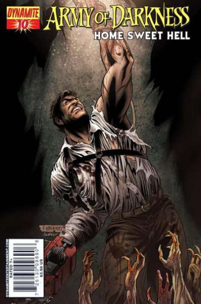 Army of Darkness #10 Comic Books - Covers, Scans, Photos  in Army of Darkness Comic Books - Covers, Scans, Gallery