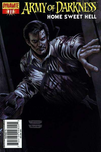 Army of Darkness #11 comic books for sale